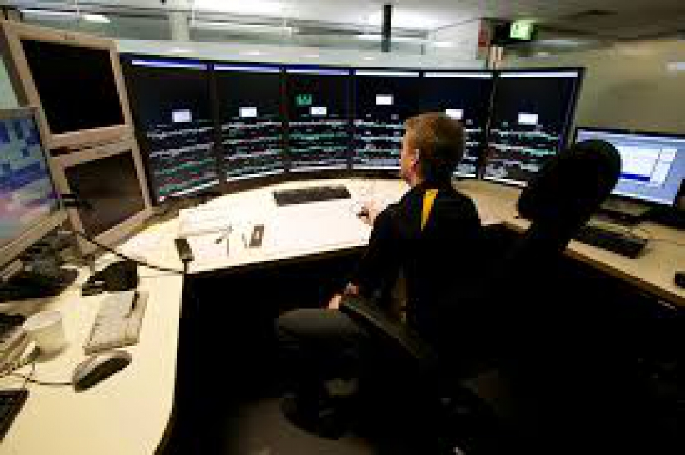 سیستم کنترل ترافیک مرکزی (CTC)
